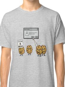 DELETE THE COOKIES Classic T-Shirt