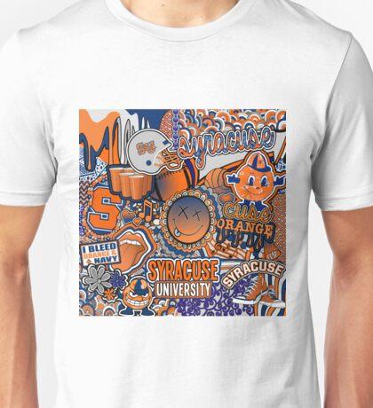 Syracuse Collage Unisex T-Shirt