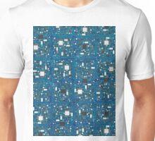 Blue tech Unisex T-Shirt
