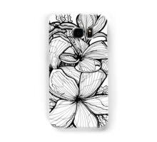 Celadine - Ink Flower Drawing Samsung Galaxy Case/Skin