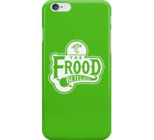 The Frood iPhone Case/Skin