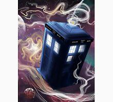 TARDIS In The Time Vortex T-Shirt