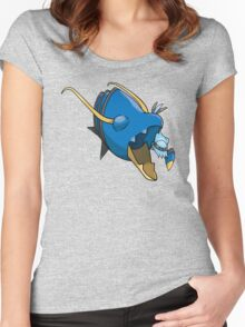 Clawitzer Women's Fitted Scoop T-Shirt
