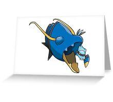 Clawitzer Greeting Card