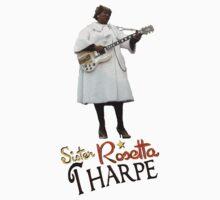SISTER ROSETTA THARPE ROCK N ROLL Baby Tee