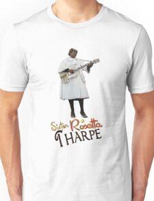 SISTER ROSETTA THARPE ROCK N ROLL Unisex T-Shirt