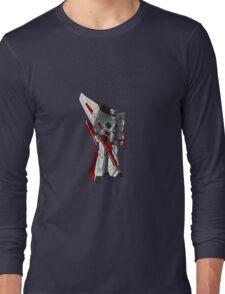 Jetfire W/O Background Long Sleeve T-Shirt