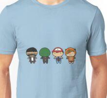 Mianite Characters Chibis Unisex T-Shirt