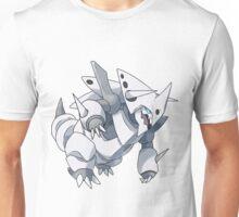 Mega Aggron Unisex T-Shirt