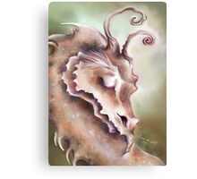 Sleeping Dragon - Peace and Tranquility Canvas Print