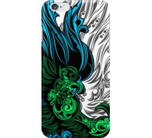 BIRD MURAL ETNIC iPhone Case/Skin