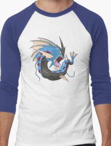 Mega Gyarados Men's Baseball ¾ T-Shirt