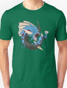 Mega Gyarados Unisex T-Shirt