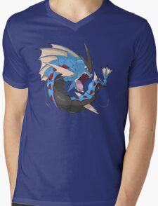 Mega Gyarados Mens V-Neck T-Shirt