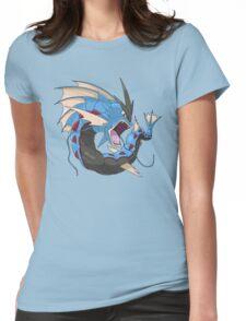 Mega Gyarados Womens Fitted T-Shirt