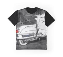 The Classic 64 Scooter Graphic T-Shirt