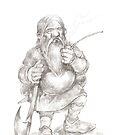 Smoking Dwarf by Jon Hodgson