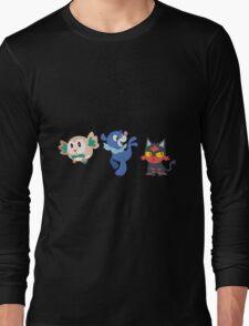 7th Gen Starters Long Sleeve T-Shirt