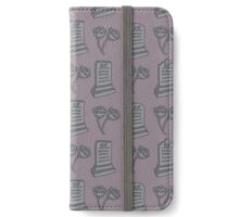 graveyard pattern iPhone Wallet/Case/Skin