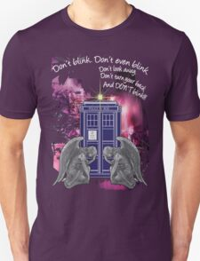 Weeping For The Tardis T-Shirt