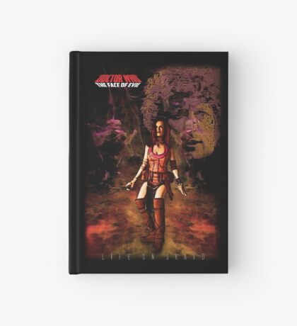 The Face of Evil Hardcover Journal