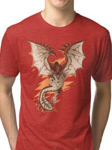 MONSTER HUNTER - Rathalos - Tri-blend T-Shirt