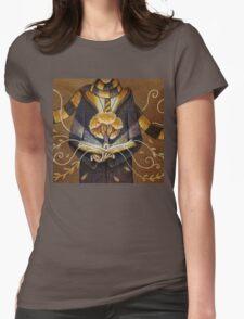 Books magic yellow Womens Fitted T-Shirt