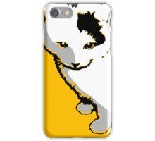 Egg Cat iPhone Case/Skin