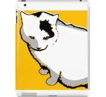 Egg Cat iPad Case/Skin