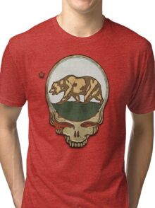 Left Coast Love Tri-blend T-Shirt