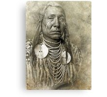Indian Chief 2 Canvas Print