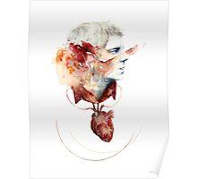 John - Heart Poster