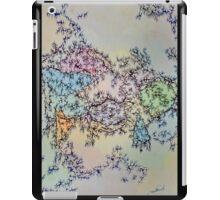 Roots - Mixed Media Painting iPad Case/Skin