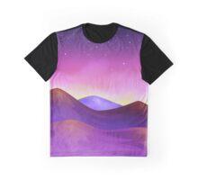 Purple Mountains Majesty Graphic T-Shirt