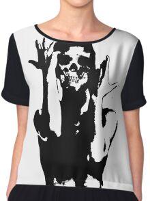 Prince Graphic T-Shirt Chiffon Top