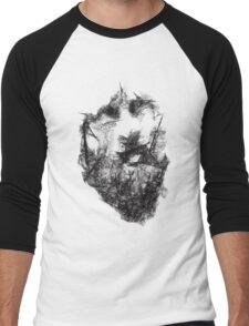 Beard  Men's Baseball ¾ T-Shirt