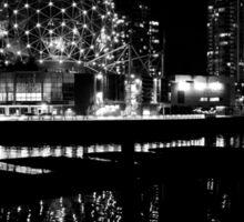 Vancouver Black & White Sticker