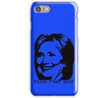 The Pant Suit iPhone Case/Skin