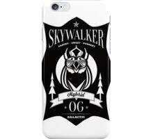 Skywalker Cannabis Strain iPhone Case/Skin