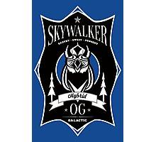 Skywalker Cannabis Strain Photographic Print