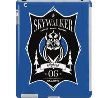 Skywalker Cannabis Strain iPad Case/Skin