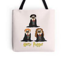 Harry Pugger Tote Bag