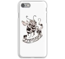 Zom-Bee iPhone Case/Skin