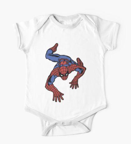 Spider-Man One Piece - Short Sleeve