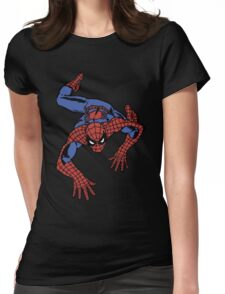 Spider-Man Womens Fitted T-Shirt