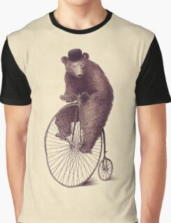 Morning Ride Graphic T-Shirt