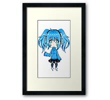Chibi ENE Framed Print