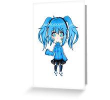 Chibi ENE Greeting Card