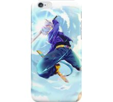 Future Trunks Dragon Ball Super iPhone Case/Skin