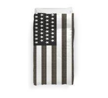 United States of America (Urban Flag) Duvet Cover